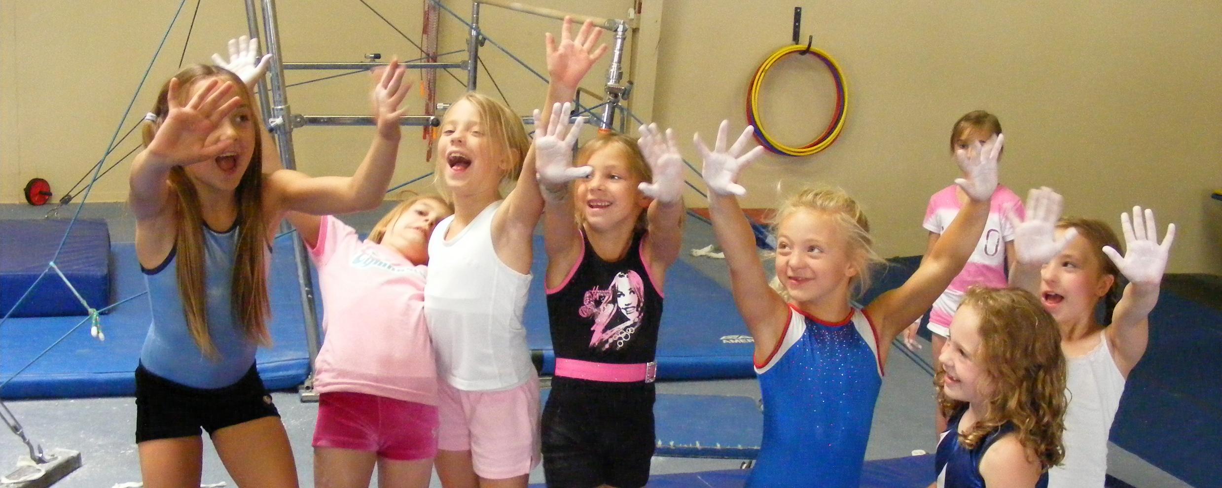 Howell Gymnastics Summer Camp